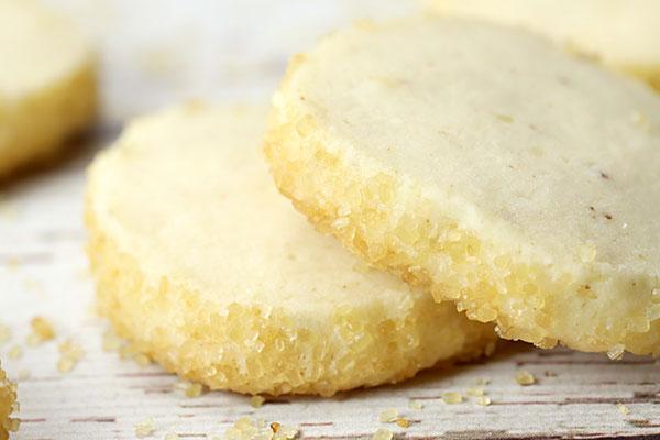 Heidesand – German Browned Butter Shortbread Cookies
