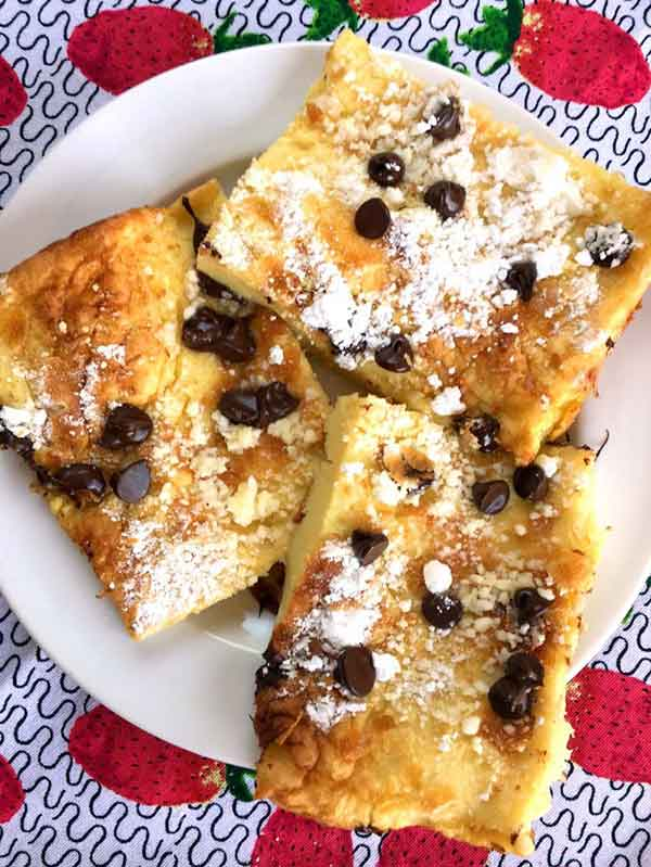 Easy Oven Baked German Pancakes Recipe