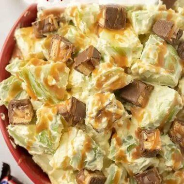 Snickers apple salad