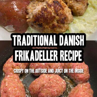 Traditional Danish Frikadeller Recipe